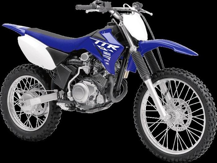 2018 Yamaha TT-R125LE Photo 1 of 4