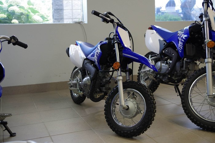2018 Yamaha TT-R50E Photo 2 of 7