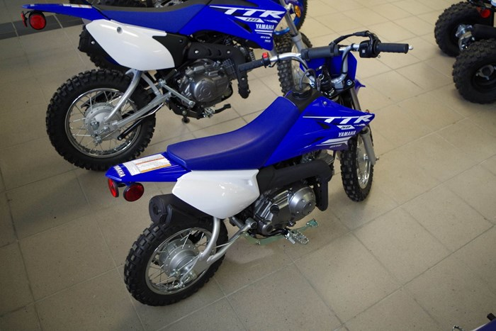 2018 Yamaha TT-R50E Photo 4 of 7