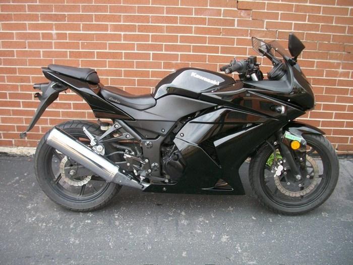 2008 Kawasaki EX250 Photo 1 of 27