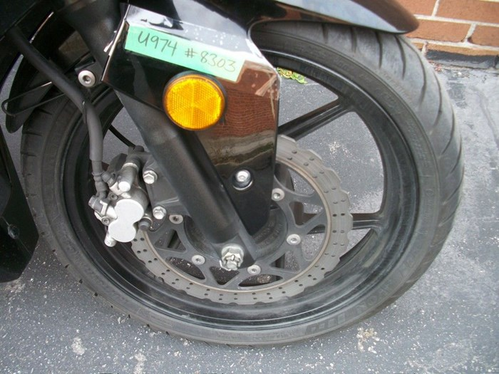 2008 Kawasaki EX250 Photo 7 of 27