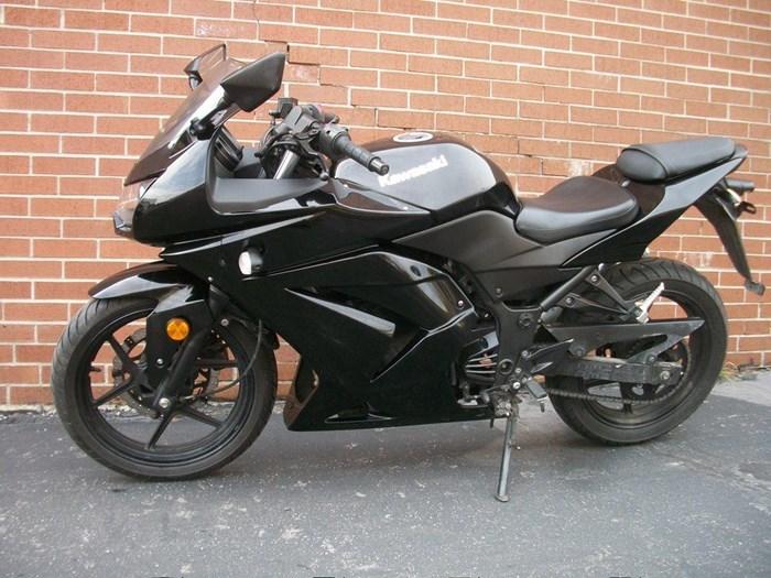 2008 Kawasaki EX250 Photo 18 of 27