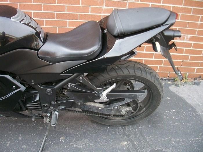 2008 Kawasaki EX250 Photo 23 of 27
