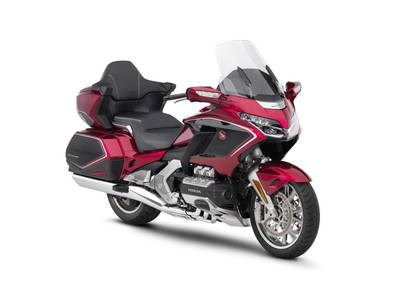 2019 Honda Gold Wing Tour DCT Airbag Photo 1 of 1