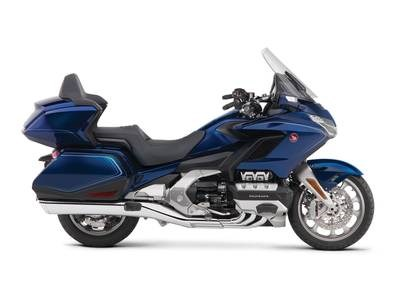 2019 Honda Gold Wing Tour DCT Photo 1 of 1