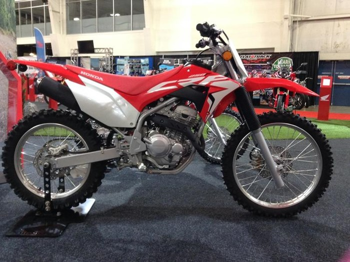 Honda CRF250F 2019 New Motorcycle for Sale in Langley, British Columbia -  MotorcycleDealers ca