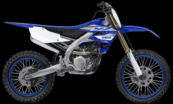 2019 Yamaha YZ250F Photo 1 of 2