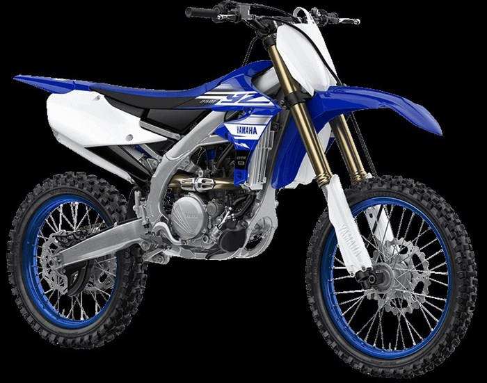 2019 Yamaha YZ250F Photo 2 of 2