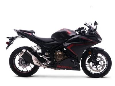 2019 Honda CBR500R ABS Photo 1 of 1