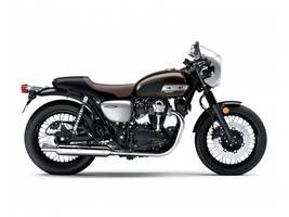 2019 Kawasaki W800 Cafe Photo 1 of 1