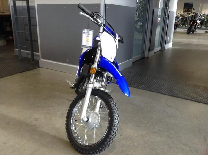 2019 Yamaha TT-R110E Photo 2 sur 9