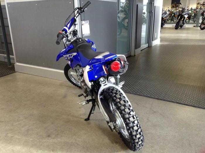 2019 Yamaha TT-R110E Photo 4 sur 9