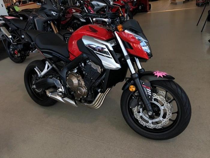 2018 Honda CB650F Photo 1 of 9