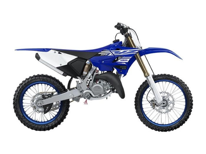 2019 Yamaha YZ125 (2-Stroke) Photo 1 of 1