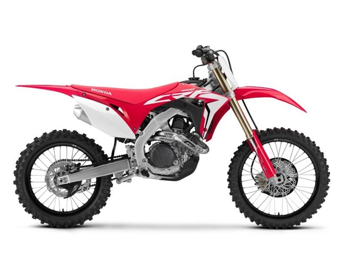 2019 Honda CRF450RX Photo 1 of 1