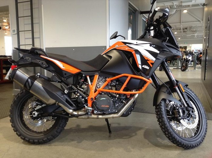 2019 KTM 1290 Super Adventure R Photo 1 of 11