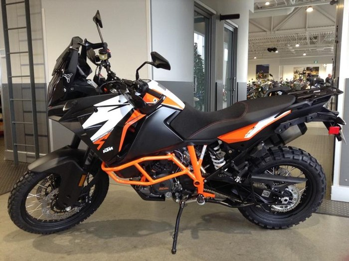 2019 KTM 1290 Super Adventure R Photo 3 of 11