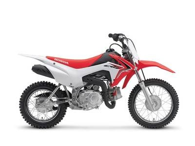 2018 Honda CRF110F Photo 1 of 1