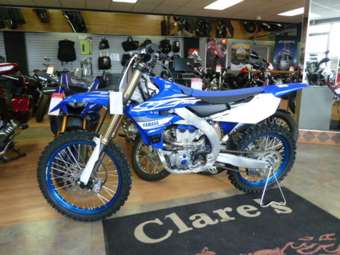 2019 Yamaha YZ250F Photo 1 of 4