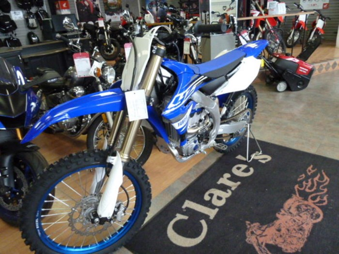 2019 Yamaha YZ250F Photo 2 of 4