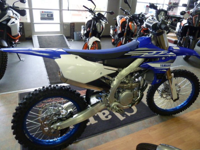 2019 Yamaha YZ250F Photo 3 of 4