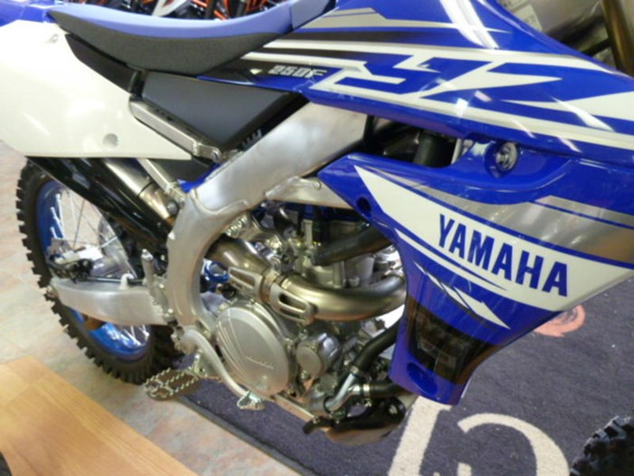 2019 Yamaha YZ250F Photo 4 of 4