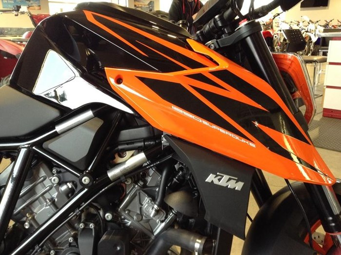 2019 KTM 1290 Super Duke R Photo 5 of 9