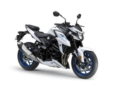 2019 Suzuki GSX-S750 ABS Photo 1 of 1