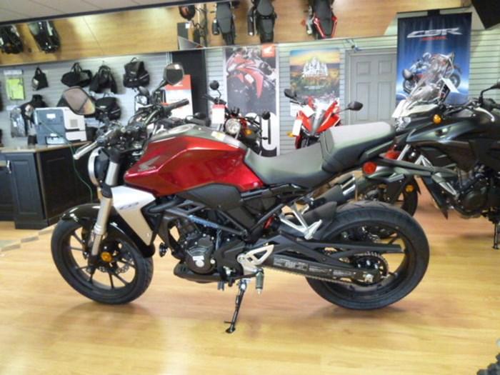 2019 Honda CB300R Photo 4 of 5