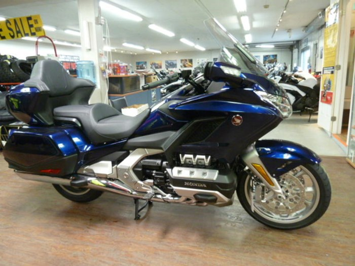 2019 Honda Gold Wing Tour DCT ABS Photo 1 of 9
