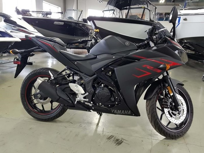 2017 Yamaha YZF-R3 ABS Photo 1 of 10