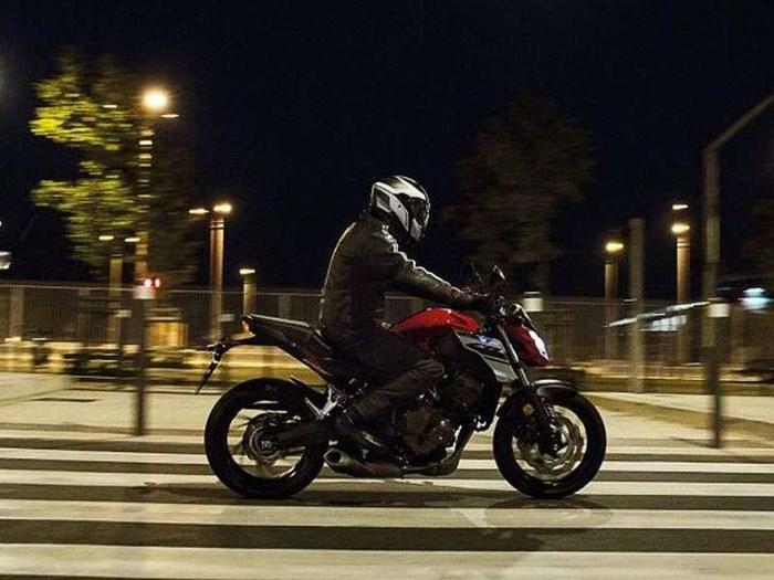 2018 Honda CB650FA STANDARD Photo 3 of 10