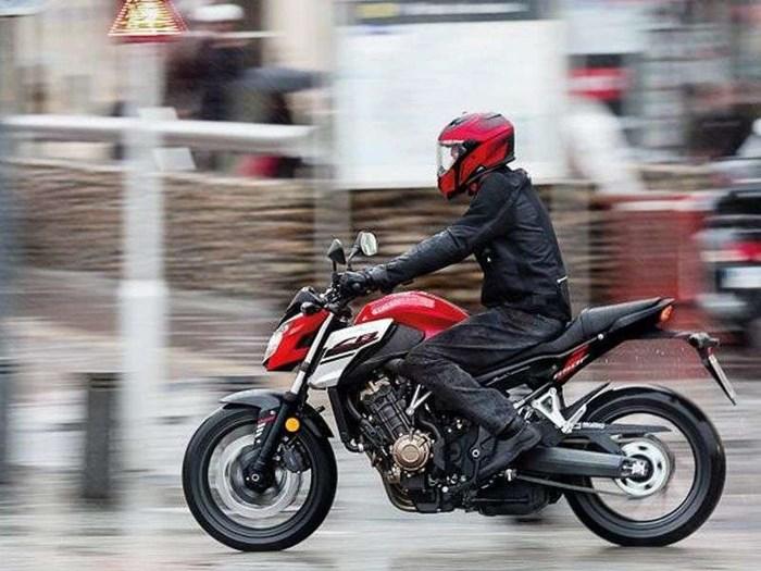 2018 Honda CB650FA STANDARD Photo 5 of 10
