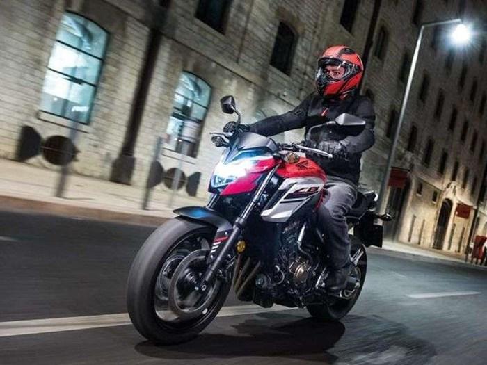 2018 Honda CB650FA STANDARD Photo 6 of 10