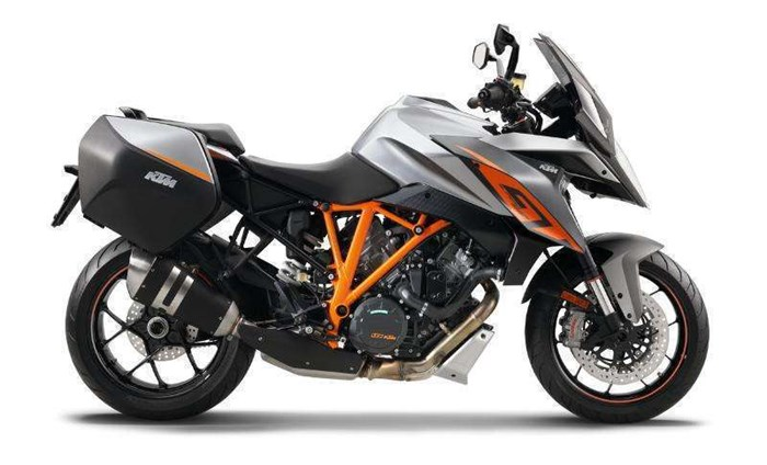 2017 KTM 1290 SUPER DUKE GT Photo 1 of 1