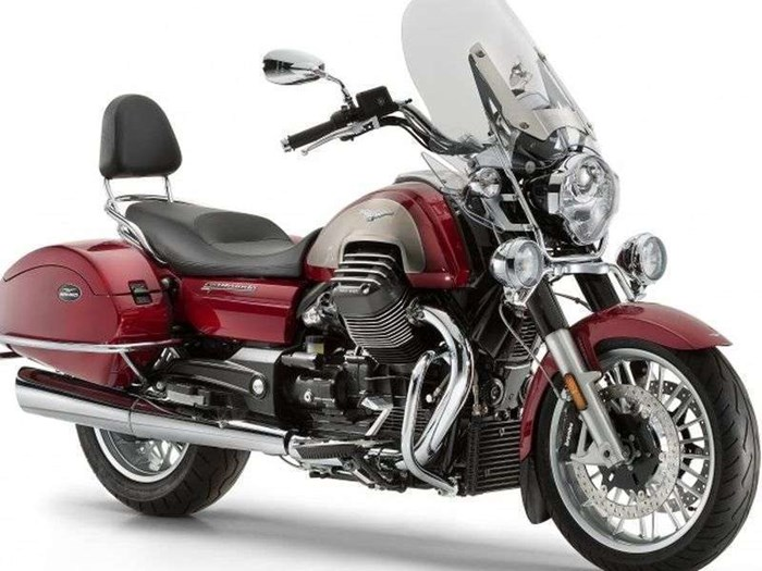 2017 MOTO GUZZI CALIFORNIA 1400 TOURING Photo 3 of 6