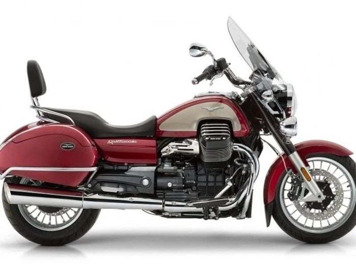 2017 MOTO GUZZI CALIFORNIA 1400 TOURING Photo 5 of 6