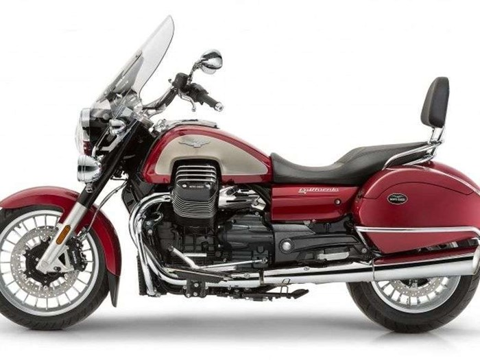 2017 MOTO GUZZI CALIFORNIA 1400 TOURING Photo 6 of 6