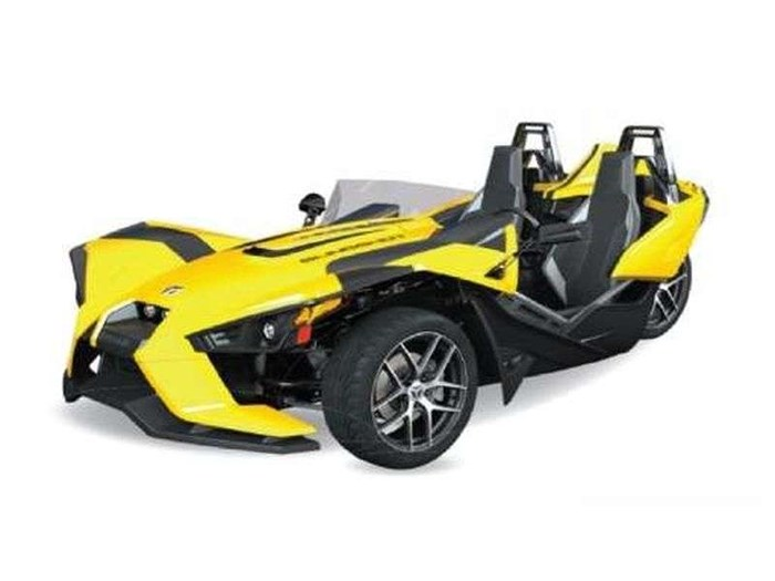2018 SLINGSHOT SLINGSHOT SL DAYTONA YELLOW Photo 1 of 3