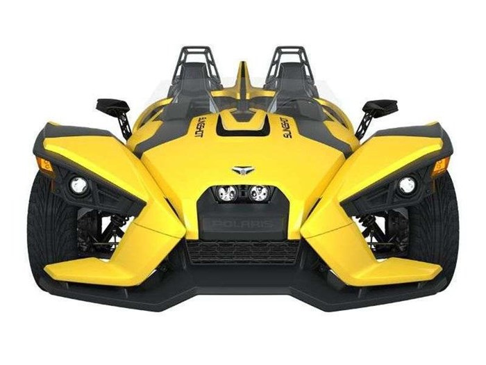 2018 SLINGSHOT SLINGSHOT SL DAYTONA YELLOW Photo 2 of 3