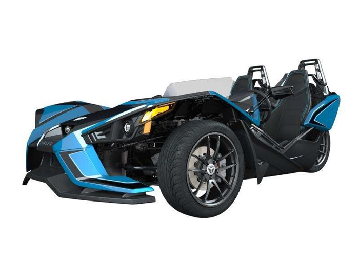 2018 SLINGSHOT SLINGSHOT SLR ELECTRIC BLUE Photo 3 of 26