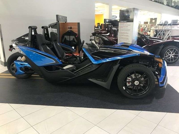 2018 SLINGSHOT SLINGSHOT SLR ELECTRIC BLUE Photo 5 of 26