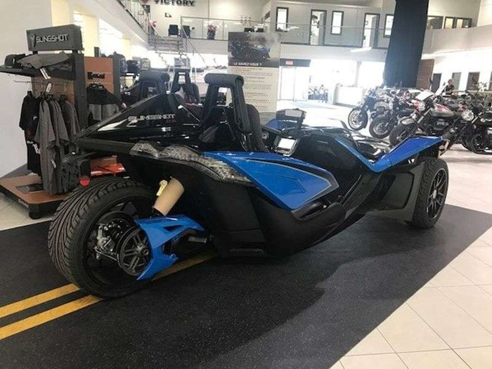 2018 SLINGSHOT SLINGSHOT SLR ELECTRIC BLUE Photo 6 of 26