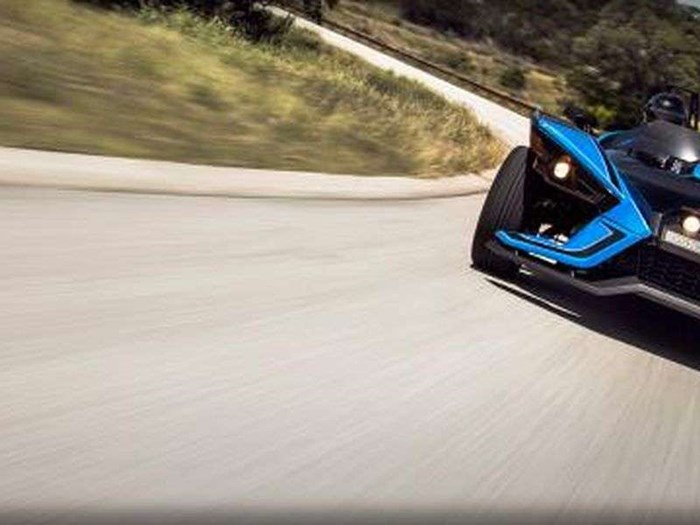 2018 SLINGSHOT SLINGSHOT SLR ELECTRIC BLUE Photo 20 of 26