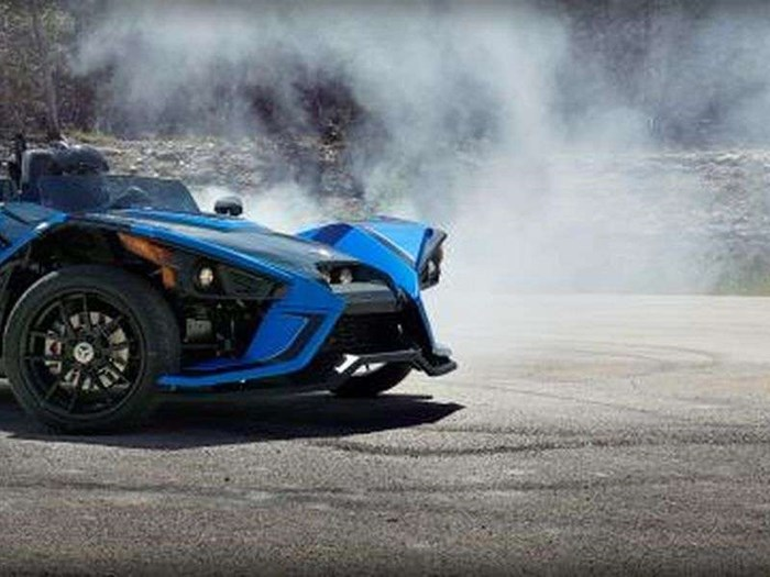 2018 SLINGSHOT SLINGSHOT SLR ELECTRIC BLUE Photo 22 of 26