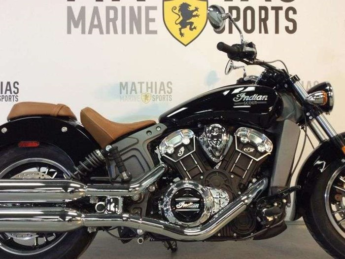 2018 INDIAN SCOUT Photo 4 of 11
