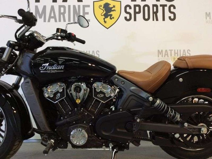 2018 INDIAN SCOUT Photo 8 of 11