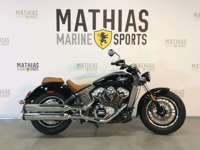 2018 INDIAN SCOUT Photo 1 of 11