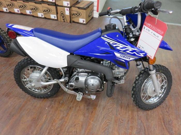 2019 Yamaha TT-R50E Photo 1 of 5