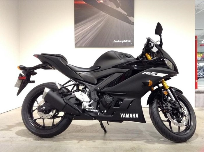 Yamaha Yzf R3 2019 New Motorcycle For Sale In Langley British